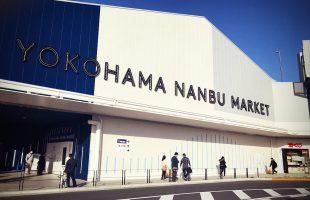 横浜 南部市場に行ってきました
