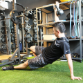 体幹やインナーマッスルを鍛える効果がある『ケトルベル』ご紹介