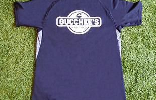 GUCCHEESプライベートジムのバドミントンユニフォーム!