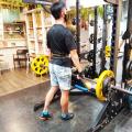 左右の動きのバランスを高めるトレーニング